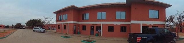 Офис NGRC в Лаунде, Ангола