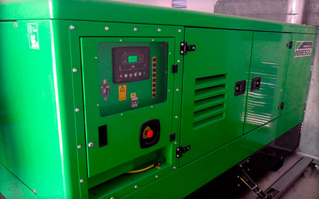 аварийную электрогенераторную установку Модель II165