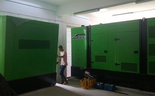 электрогенераторных установок с параллельным подключением –IT720 и IT310–