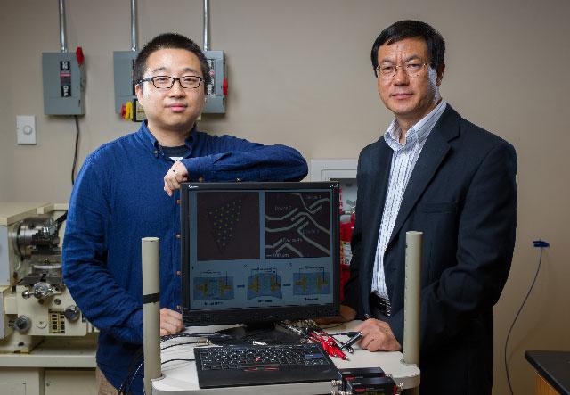 Исследователи Georgia Tech Венчжоу Ву (Wenzhuo Wu) и Чжун Линь Ван (Zhong Lin Wang) - Электрогенераторные Установки INMESOL