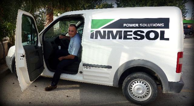 Электрогенераторные Установки INMESOL
