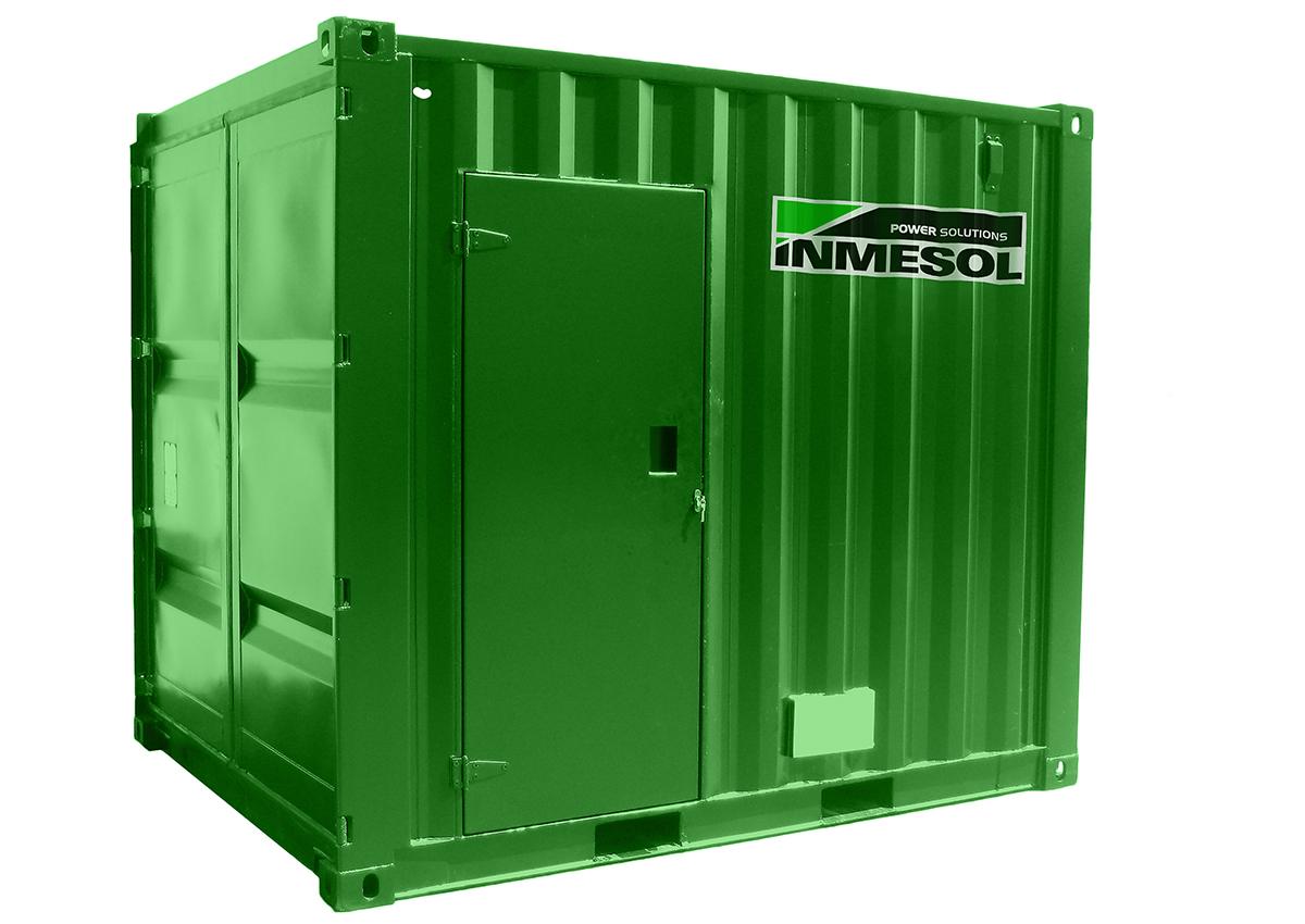 30 kVA generator in 10-feet Container