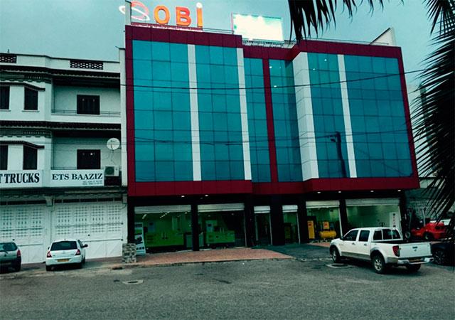 Новый офис Sarl Obi в Алжире