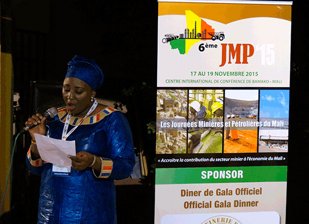 Speakers and attendees during the 6th edition of JMP