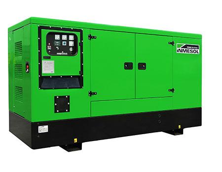 Бесшумный генератор для работы в аварийном режиме, модель IV-110
