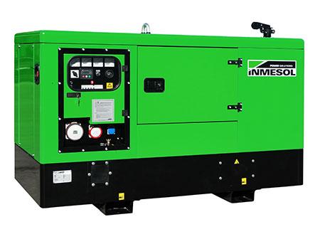 Бесшумный генератор промышленной гаммы, модель IP-022