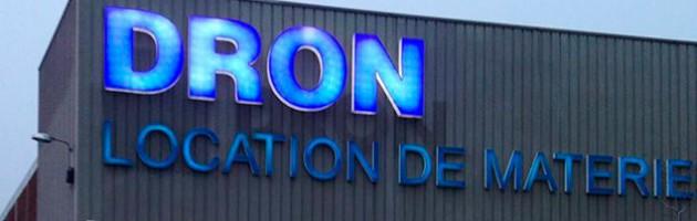 Компания DRON во Франции