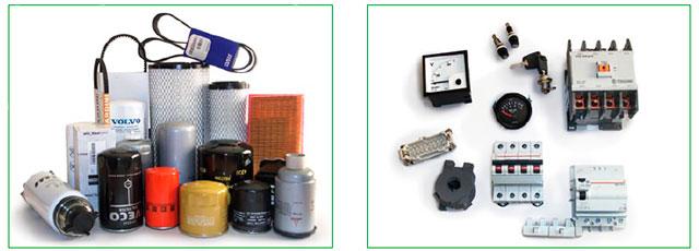 комплектующих изделий и аксессуаров