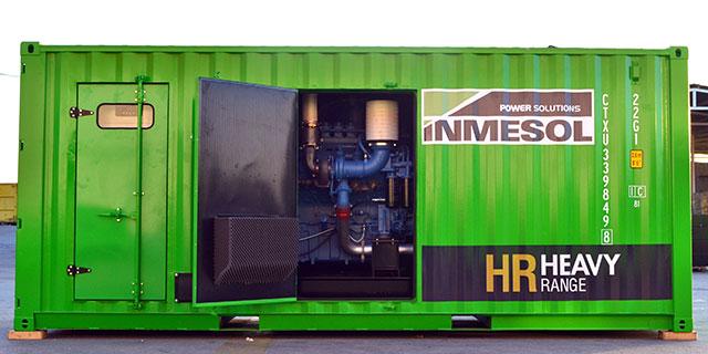 Генераторная установка INMESOL модель CT-1500
