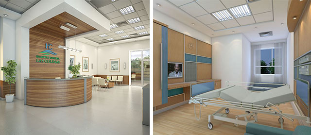 Госпиталь LAS COLINAS