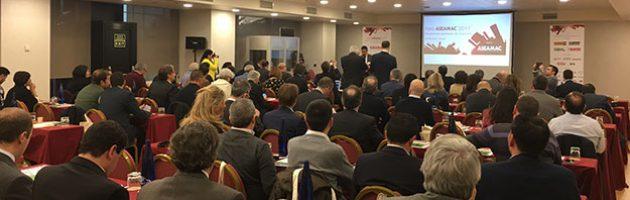Одна из конференций на форуме ASEAMAC 2017