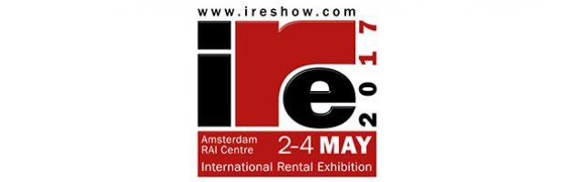 Официальный логотип выставки IRE 2017