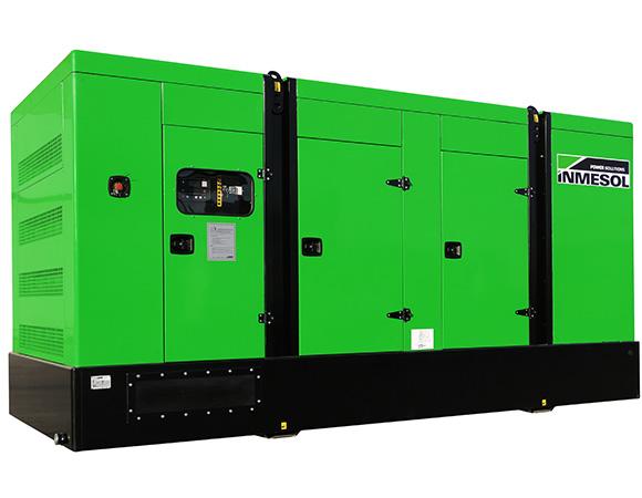 Корпус электрогенераторных установок моделей IV-730 (50 Гц), IV-760 (60 Гц), IV-770 (50 Гц), IV-800 (60 Гц)