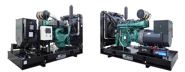 Модели электрогенераторных установок AV-730 (50 Гц), AV-760 (60 Гц), AV-770 (50 Гц), AV-800 (60 Гц)