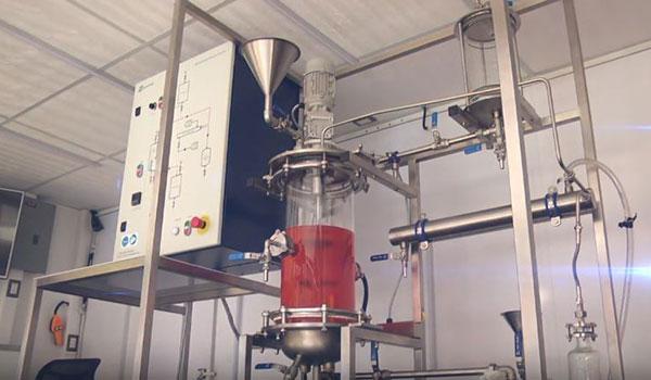 Полученный биодизель