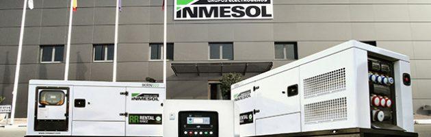 Две электрогенераторные установки для аренды, работающие в двойном взаимном резервном режиме