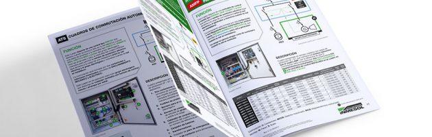 КОМПАНИЯ INMESOL: НОВЫЙ КАТАЛОГ АВТОМАТИЧЕСКИХ ПАНЕЛЕЙ УПРАВЛЕНИЯ и АВТОМАТИЧЕСКИХ СИСТЕМ ПЕРЕКЛЮЧЕНИЯ/ЗАПУСКА для генераторных установок