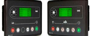 Компания INMESOL дополнила конструкцию электрогенераторных установок контроллерами DSE61XX последнего поколения
