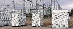 ШЕСТЬ генераторов INMESOL доставлены одному из крупнейших производителей и поставщиков электрической и тепловой энергии в Европе